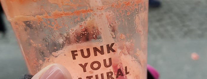 Funk You - Natural Food is one of Berlin.