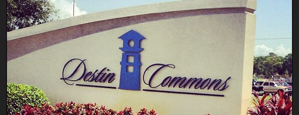 Destin Commons is one of Florida.