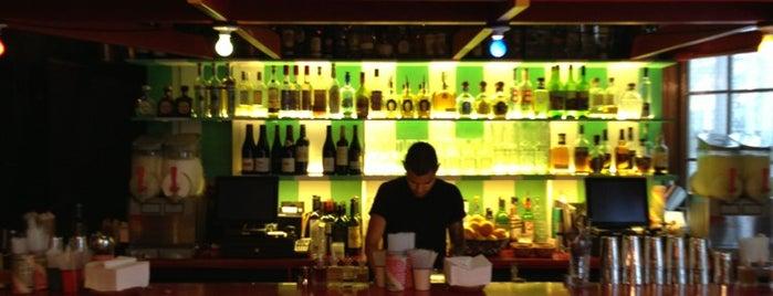 Casa Negra is one of London Restaurants.