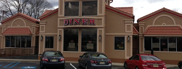 Landmark Diner is one of Diners of Central Jersey.