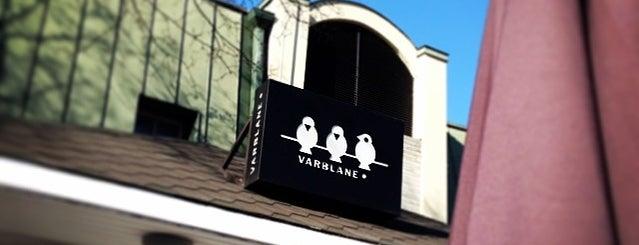 Varblane is one of The Barman's bars in Tallinn.