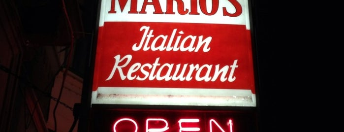 Mario's Italian Restaurant and Lounge is one of Guide to Dubuque's best spots.