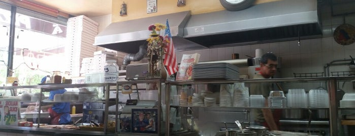 P&M Pizza is one of Harlem.