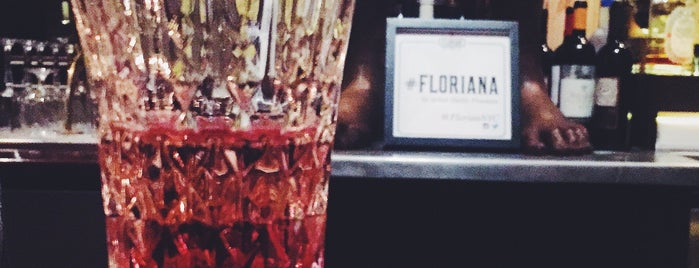 Florian is one of NYC Cocktail Week.