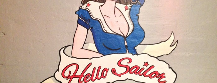 Hello Sailor is one of Sydney eats and drinks.