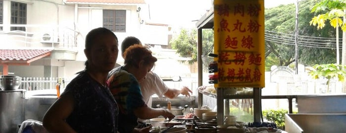 Restoran Tien tien 天天美食中心 is one of Selangor.
