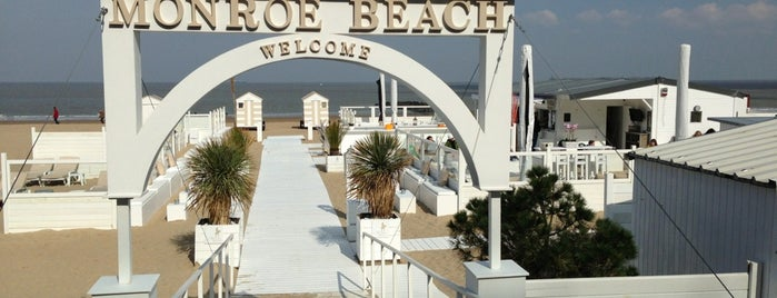 Monroe Beach is one of Nice plekken.