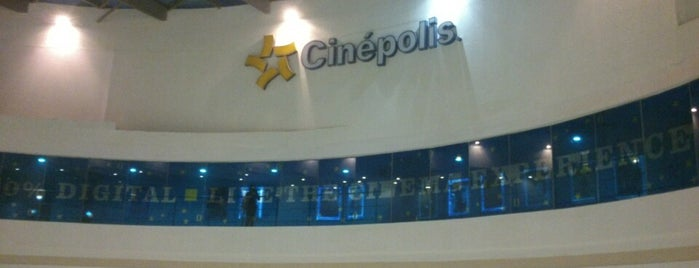 Cinepolis is one of Bangalore Hot Spots.