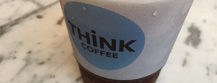 Think Coffee is one of NYC Coffee.