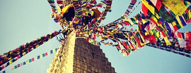 Boudhanath Stupa | बौद्धनाथ is one of Yeti Trail Adventure.