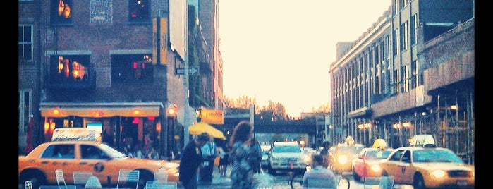 Meatpacking District is one of NYC Nightlife.