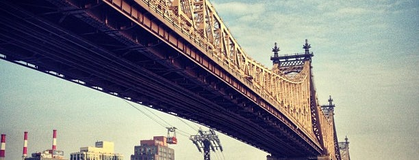Ed Koch Queensboro Bridge is one of Tourist attractions NYC.