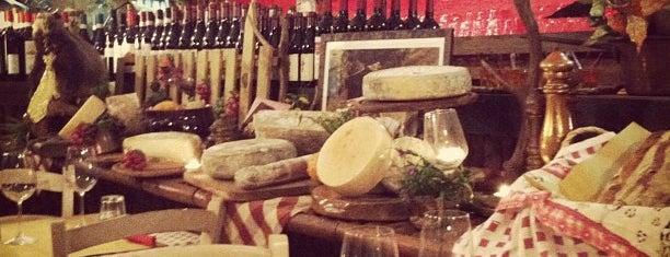 Osteria Al Tagliere is one of Posti da provare.