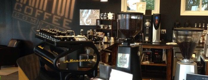 Hampton Coffee Company is one of Work.