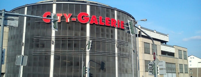 City-Galerie is one of Siegen places.