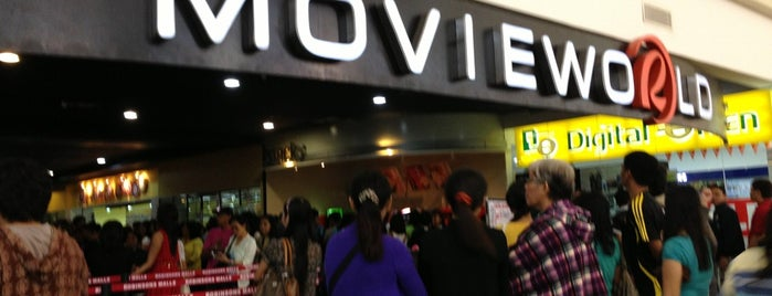 Robinsons Movieworld is one of Temporarily Closed.