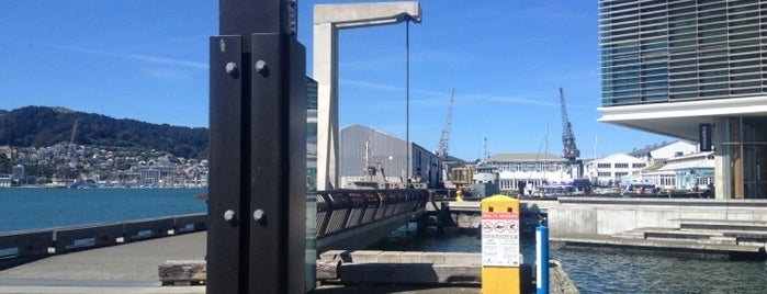 Queens Wharf is one of NZ to go.