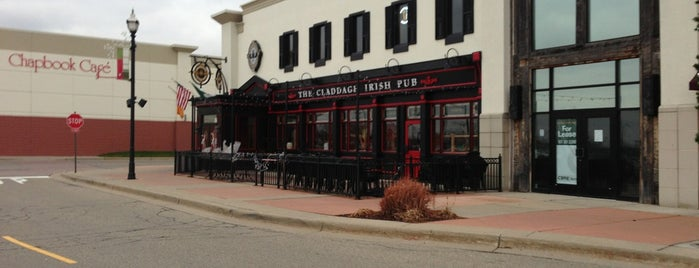 Claddagh Irish Pub is one of happy.