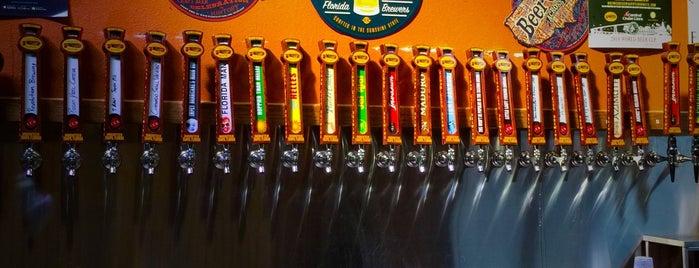 Cigar City Brewing is one of Beer / RateBeer's Top 100 Brewers [2015].