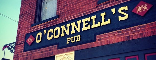 O'Connell's Pub is one of Beer:thirty.
