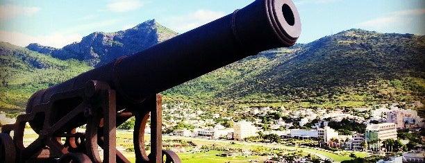 La Citadelle is one of places.
