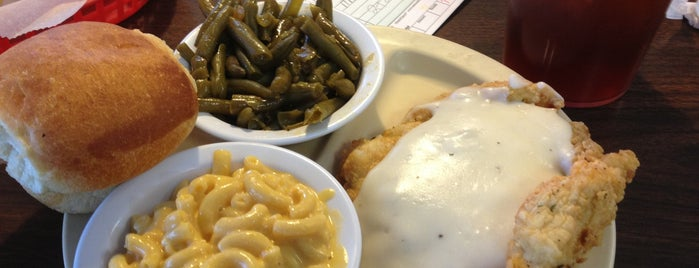 Dixie House Cafe is one of Great Lunch near Texas Wesleyan University.