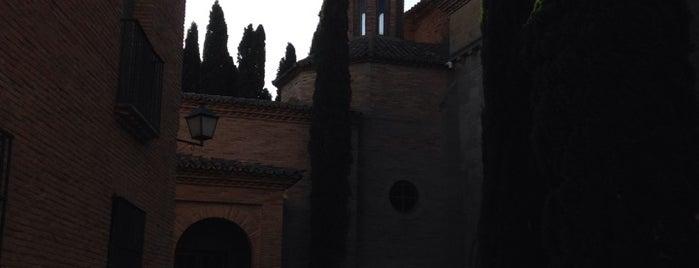 Monasterio de Tulebras is one of Lugares interesantes en Tudela y Ribera.