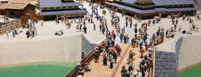 Edo-Tokyo Museum is one of Bucket List Places.