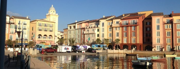 Loews Portofino Bay Hotel at Universal Orlando is one of The 15 Best Places with Good Service in Orlando.