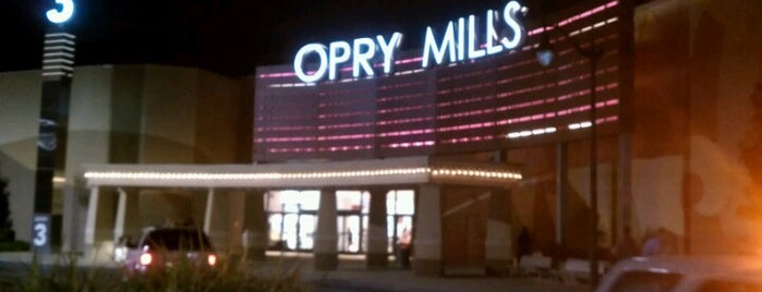 Opry Mills is one of To Do: Nashville.