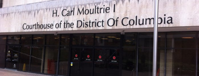H. Carl Moultrie I Superior Courthouse is one of traveling.