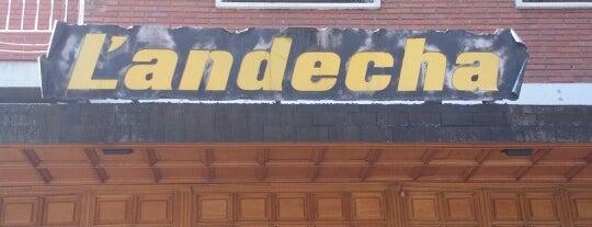 L'Andecha is one of Madrid: de Tapas, Tabernas y +.