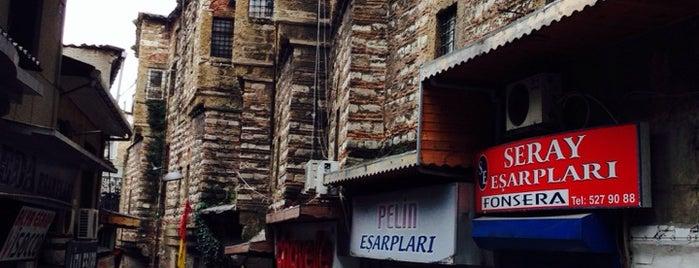 Büyük Yeni Han is one of İstanbul Avrupa Yakası #2 🍁🍃.