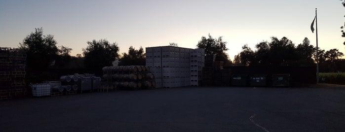Landmark Vineyards is one of Wineries / Vineyards.