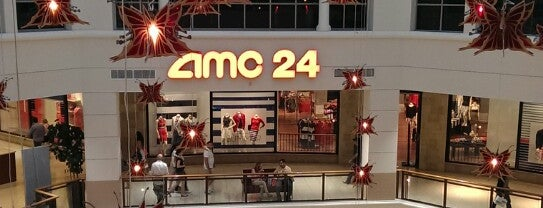 AMC Aventura 24 is one of Guide to Miami Beach's best spots.