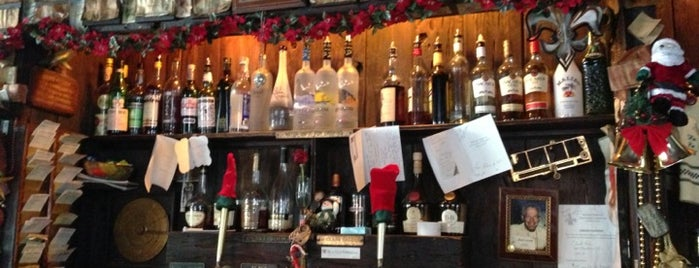 Chart Room is one of The 15 Best Hole in the Wall Places in New Orleans.