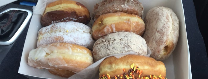 Donut King is one of Pastry.