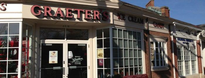 Graeter's Ice Cream is one of Best Ice Cream in Cincinnati.