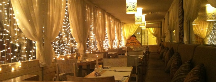 Лепешка is one of Moscow restaurants.