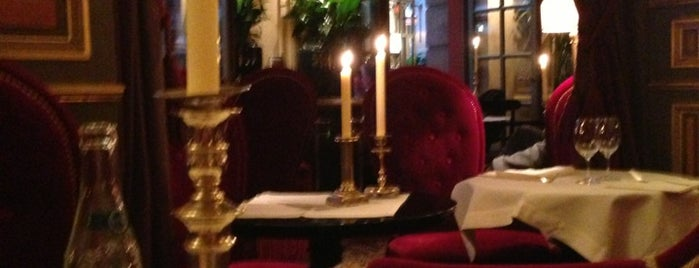Hôtel Costes is one of Can I have a drink?.