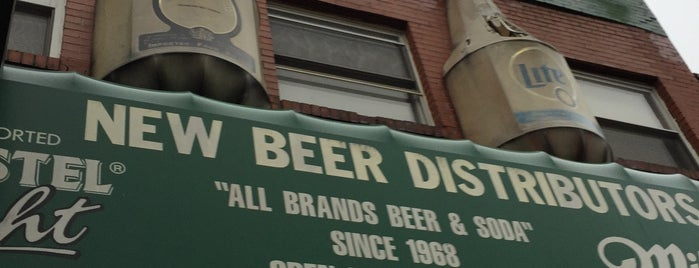 New Beer Distributors is one of New York Beer.