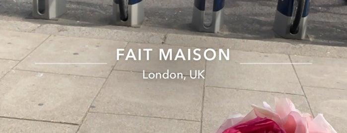 Fait Maison is one of LONDON.