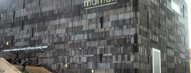 Mumok - Museum Moderner Kunst Stiftung Ludwig Wien is one of Wien.