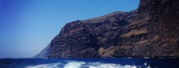 Los Gigantes is one of Tenerife.