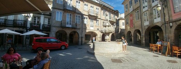 Praza Do Campo is one of Lugares que visitar en Lugo.