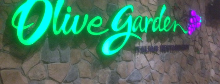 Olive Garden is one of cumple osi.