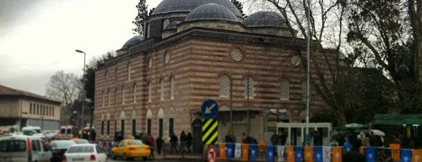 Sinanpaşa Camii is one of İstanbul'daki Mimar Sinan Eserleri.