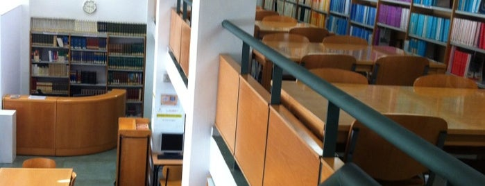 Bibliotecas for Biblioteca uned