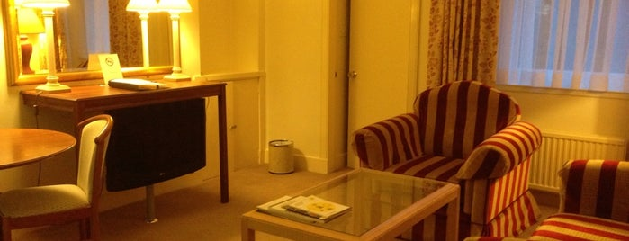 Skene House Whitehall Suites is one of Aberdeen.