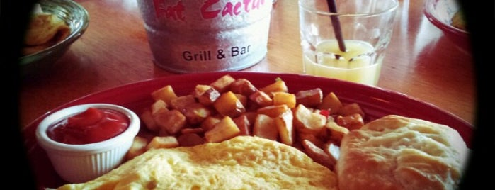 Fat Cactus Grill & Bar is one of Bay Area Restaurants.
